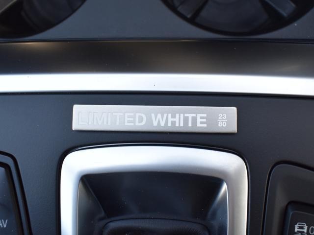 LIMITED WHITEは、卓越したラグジュアリーと他に類を見ない快適性を備えたBMW X5をベースに特別な内外装を装備した限定モデルです。