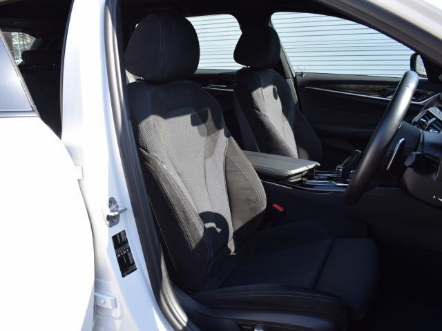 多くのかたがドイツ車に求められるのがしっかり造り込まれたシート。長距離移動時の疲労軽減はもちろん、しっかり運転姿勢をキープできる形状など、ぜひオーナーとなって体感してください。