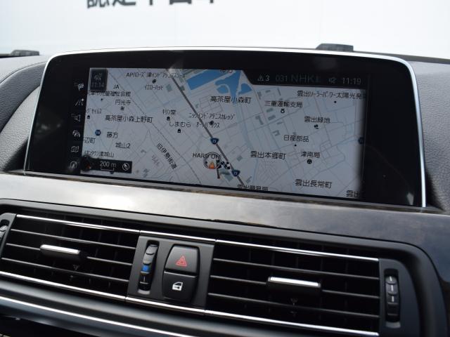 640iGC デモカー Mスポーツ 黒革 SR HUD(18枚目)