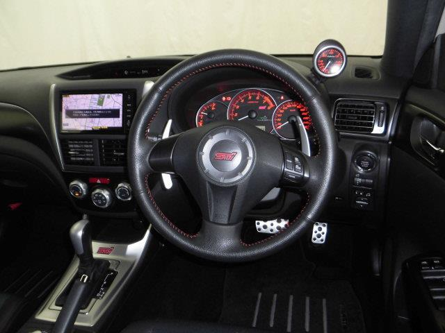 WRX STI Aライン 4WD HDDフルセグSキーHID(4枚目)