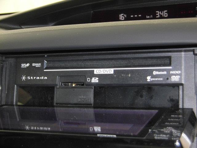 WRX STI Aライン 4WD HDDフルセグSキーHID(6枚目)