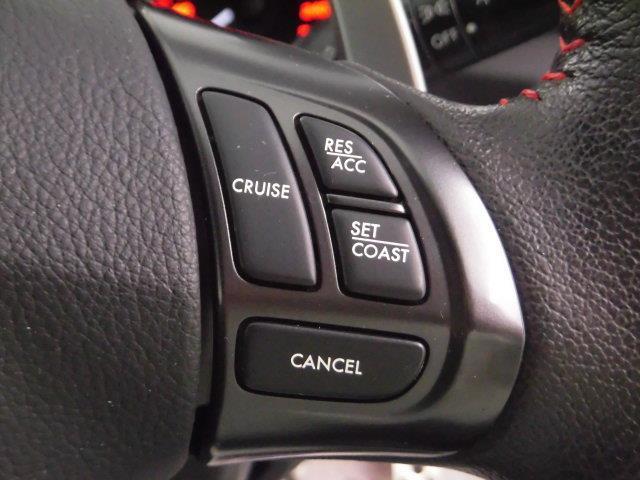 WRX STI Aライン 4WD HDDフルセグSキーHID(11枚目)