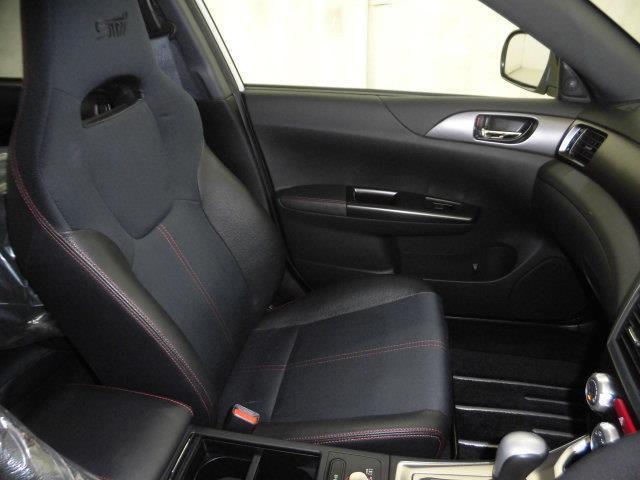 WRX STI Aライン 4WD HDDフルセグSキーHID(18枚目)