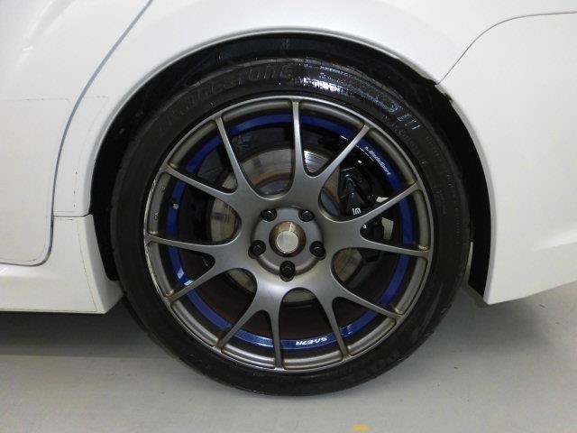 WRX STI Aライン 4WD HDDフルセグSキーHID(19枚目)