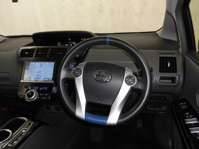 ドライバー目線の画像です。視界も確保されているので、見やすいですよ。見て納得 乗って納得 (場内500mの試乗コース有り)