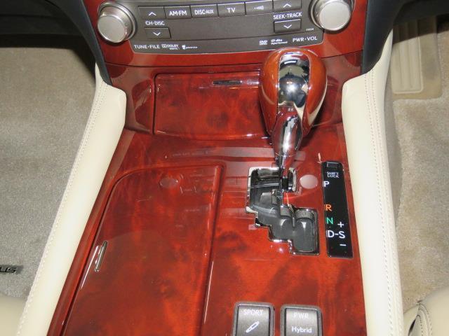 レクサス LS LS600h バージョンS Iパッケージ ロングラン保証付