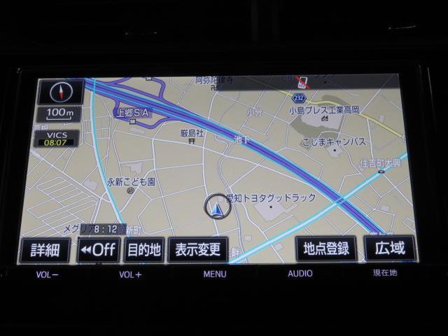 トヨタ アクア S 当社試乗車