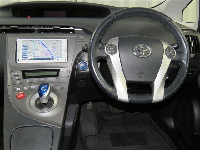 トヨタ プリウス G ワンゼグTV メモリーナビ HIDヘッドライト