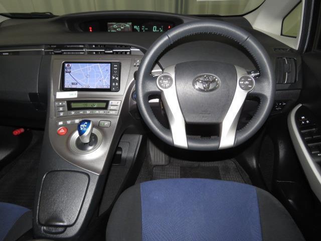 トヨタ プリウス S HIDヘッドライト