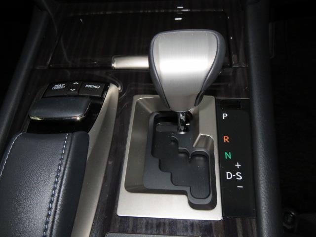 レクサス LS LS600h バージョンC Iパッケージ 本革シート