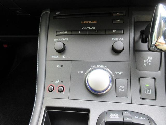 レクサス CT CT200h HDDナビ フルセグTV バックモニター