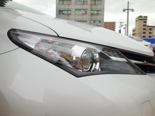 トヨタ オーリス 180G Sパッケージ 純正SDナビフルセグTV HID