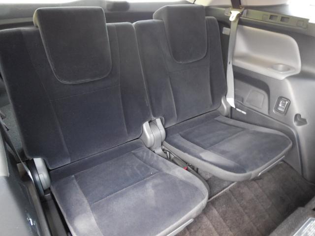 トヨタ マークXジオ 240G ウェルキャブ助手席リフトアップ A 7人乗り