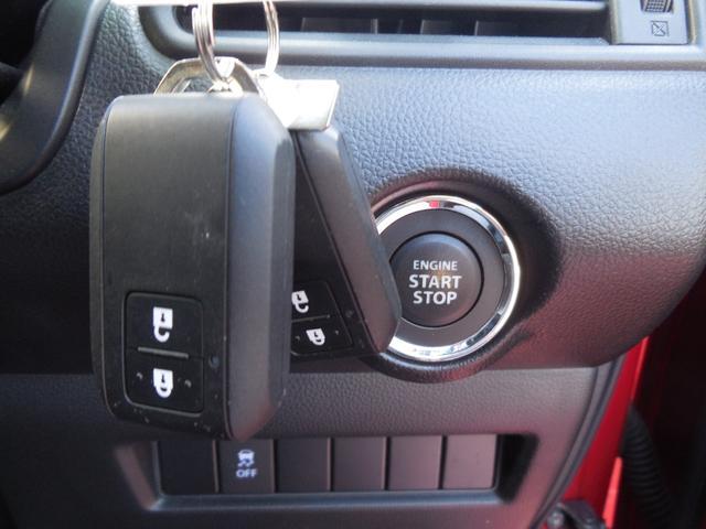 スマートキー&プッシュスタートシステム搭載☆キーはポケット等の中に入れたままで、エンジンスタート&開錠&施錠ができます♪キーを準備する手間がはぶけて便利です♪