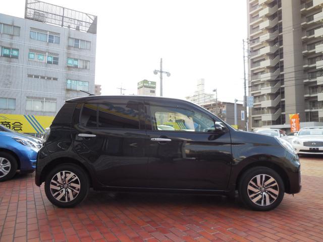 「トヨタ」「パッソ」「コンパクトカー」「三重県」の中古車4