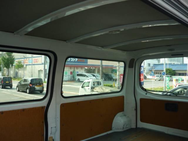 日産 キャラバン ロングDX キーレス
