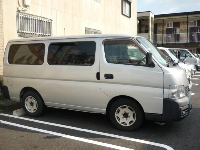 日産 キャラバン ロングDX