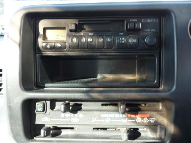ダイハツ ハイゼットカーゴ 4WD 両側スライドドア エアコン パワステ
