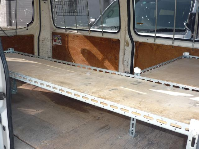 日産 キャラバン ロングDX 両側スライドドア ETC