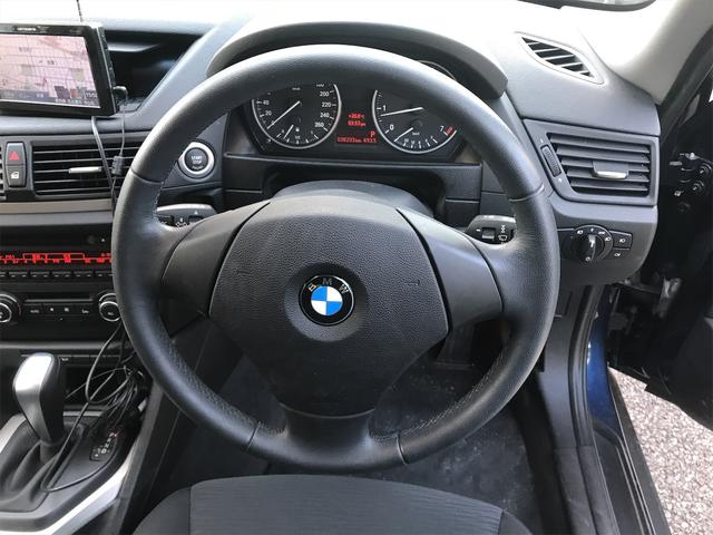 sDrive 18i ナビ テレビ ETC スマートキー 17インチアルミ ディーラー車 右ハンドル オートエアコン CD(7枚目)