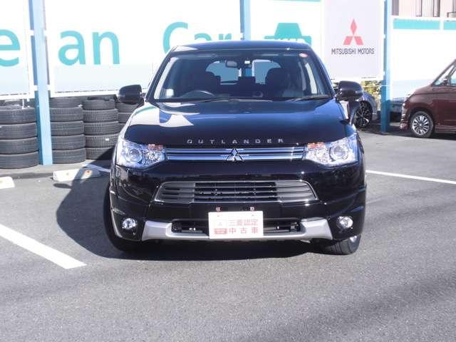 「三菱」「アウトランダーPHEV」「SUV・クロカン」「三重県」の中古車2