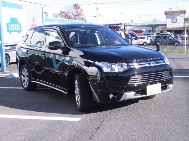 「三菱」「アウトランダーPHEV」「SUV・クロカン」「三重県」の中古車3
