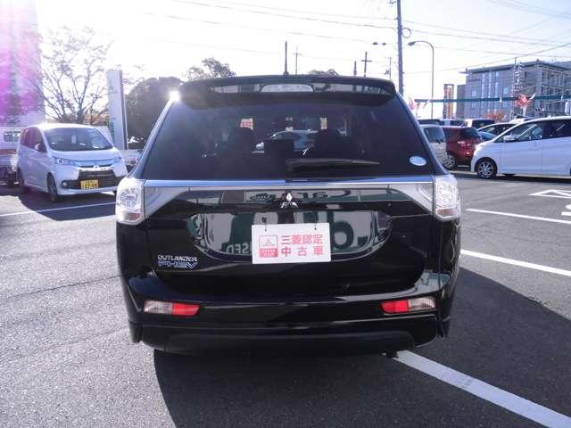「三菱」「アウトランダーPHEV」「SUV・クロカン」「三重県」の中古車6