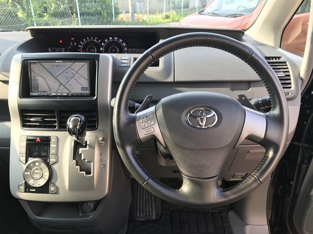 トヨタ ヴォクシー ZS 煌II 両側電動スライドドア HDDナビTV Bカメラ