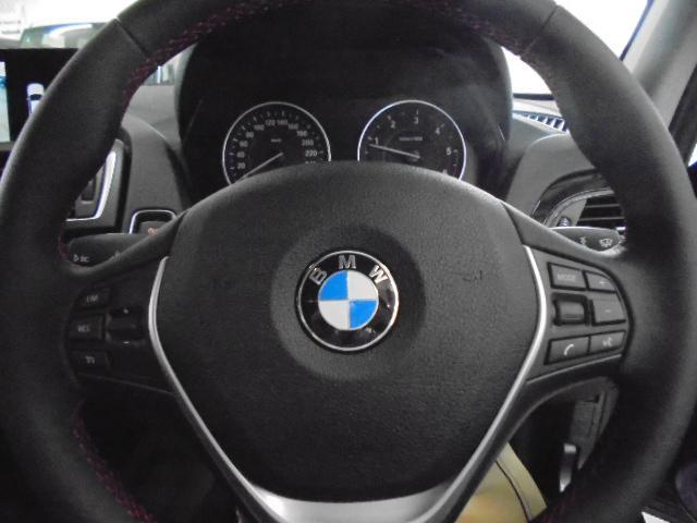 BMW BMW 118d スポーツ クリーンディーゼル 純正ナビ