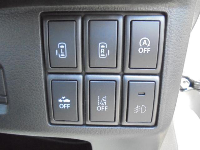 スズキ スペーシアカスタム XSターボ デュアルカメラブレーキサポート装着車