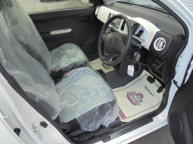 スズキ アルト L レーダーブレーキサポート装着車