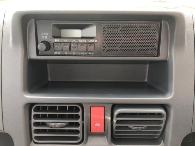 スズキ キャリイトラック KCパワステ農繁仕様 3方開 4WD