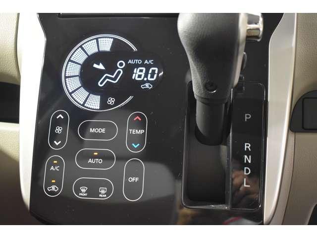 M e-アシスト Mナビ フルセグTV CD再生 オートエアコン ベンチシート ABS キーレスエントリー フルセグ メモリーナビ 寒冷地仕様 横滑り防止 エアバック アイドリングストップ搭載 ナビテレビ 衝突回避支援(6枚目)
