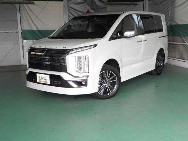 「三菱」「デリカD:5」「ミニバン・ワンボックス」「愛知県」の中古車2