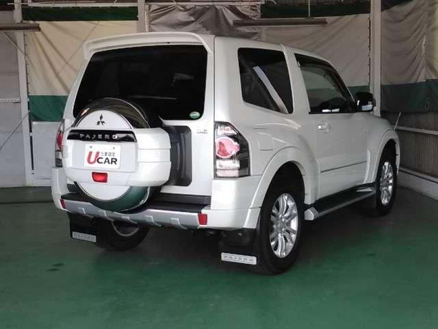 「三菱」「パジェロ」「SUV・クロカン」「愛知県」の中古車3