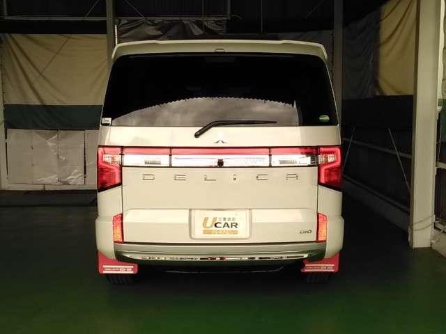 「三菱」「デリカD:5」「ミニバン・ワンボックス」「愛知県」の中古車7