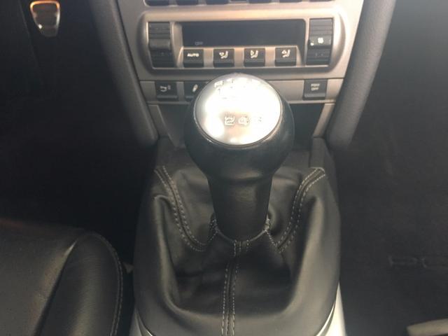 ポルシェ ポルシェ 911カレラS 社外可変マフラー 社外SDナビTV 6MT