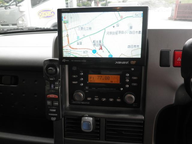 日産 キューブ SX70th ナビ Tチェーン ETC 1ヶ月1000k保証
