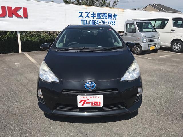 「トヨタ」「アクア」「コンパクトカー」「三重県」の中古車2
