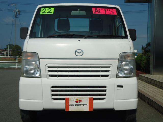 マツダ スクラムトラック KCスペシャル 5MT 2WD エアコン パワステ