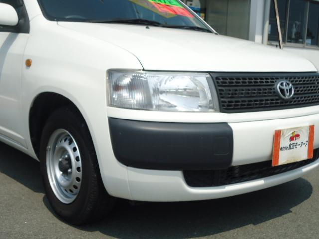 「トヨタ」「プロボックスバン」「ステーションワゴン」「三重県」の中古車23
