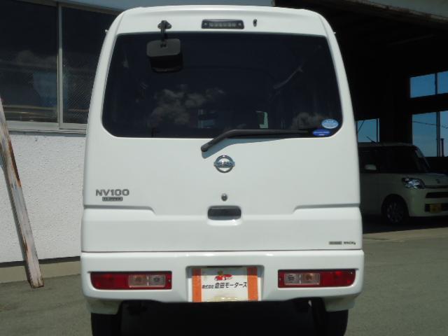 「日産」「NV100クリッパーバン」「軽自動車」「三重県」の中古車4