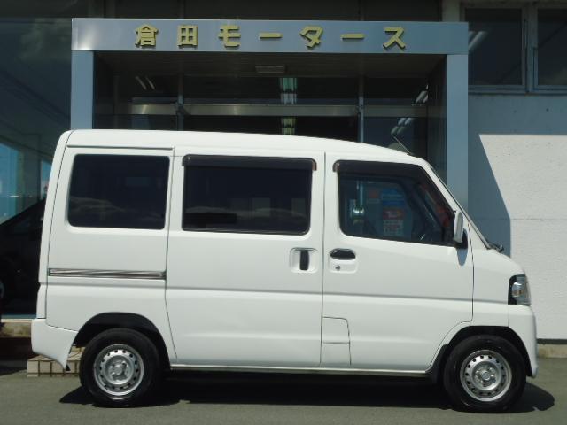 「日産」「NV100クリッパーバン」「軽自動車」「三重県」の中古車5