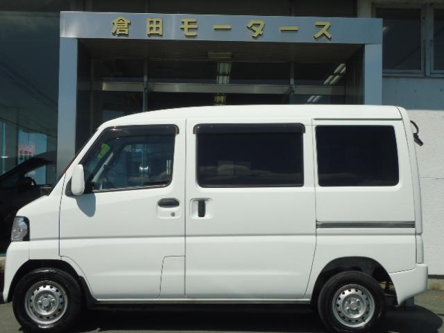 「日産」「NV100クリッパーバン」「軽自動車」「三重県」の中古車6