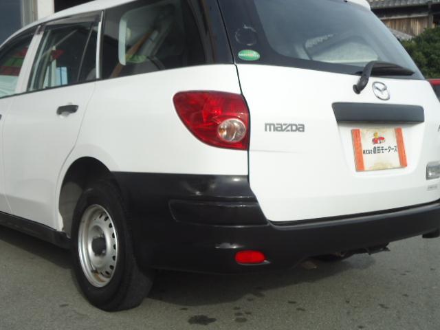 「マツダ」「ファミリアバン」「ステーションワゴン」「三重県」の中古車29