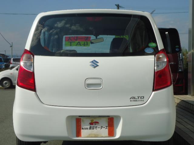 「スズキ」「アルト」「軽自動車」「三重県」の中古車4