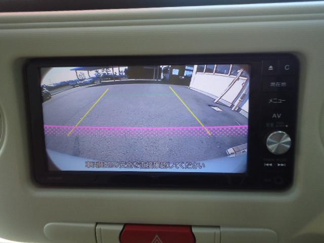 ココアX CVT スマートキー アイドリングストップ ナビTV バックカメラ CD 電動格納ミラー BTオーディオ 取扱説明書(9枚目)