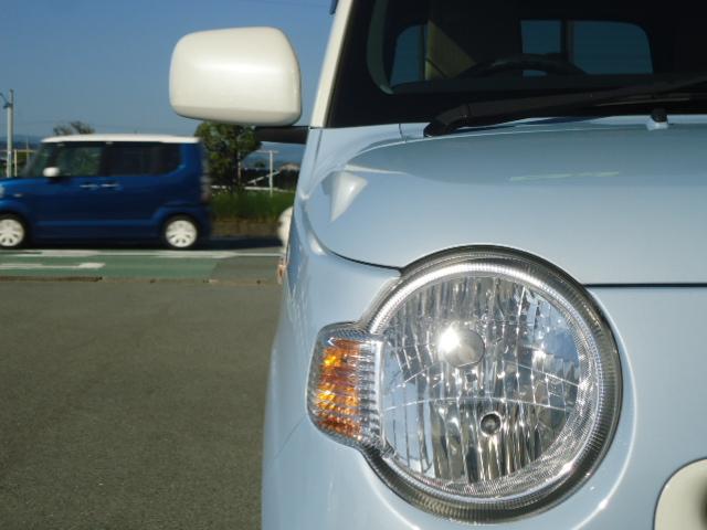 ココアX CVT スマートキー アイドリングストップ ナビTV バックカメラ CD 電動格納ミラー BTオーディオ 取扱説明書(18枚目)