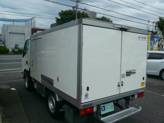 低温冷凍車 -22℃ トヨタ車体製(5枚目)