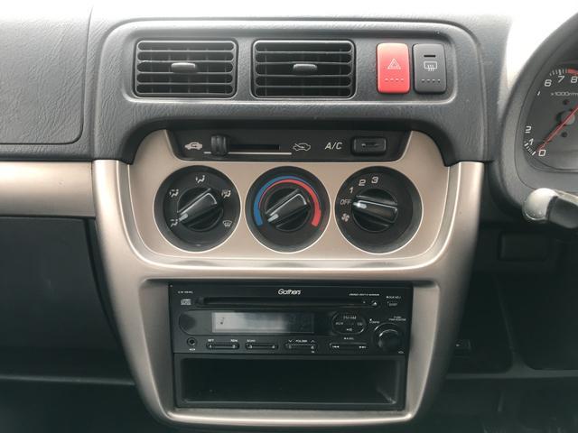 SDX ETC オートマ車 エアコン パワステ 両側スライドドア(23枚目)